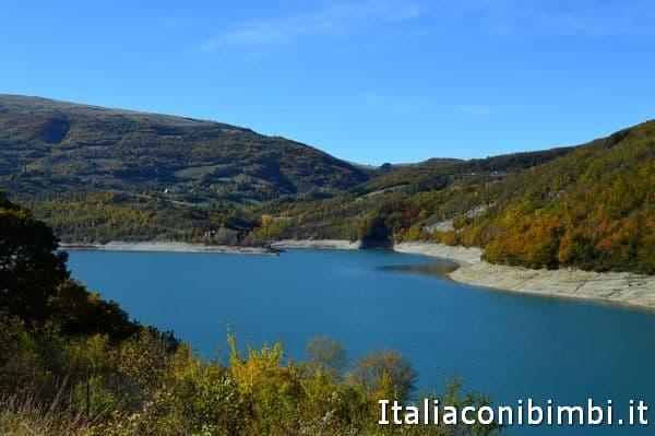 lago di Fiastra (MC)