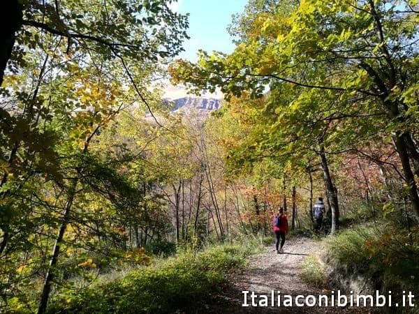 sentiero natura di Amandola