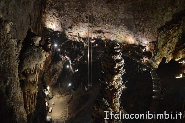 Grotta Gigante vicino Trieste
