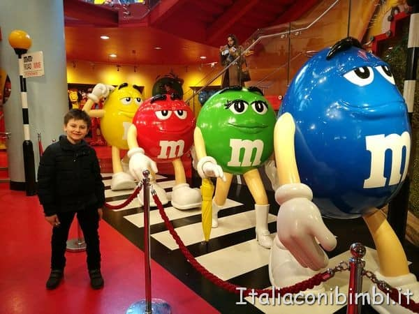 M&M'S Store a Londra