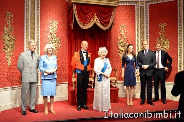 Madame Tussaud Londra