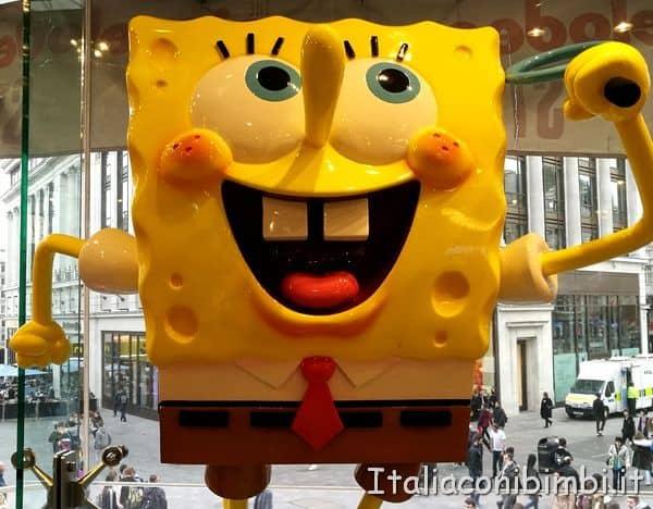 Nickelodeon-Store-Londra