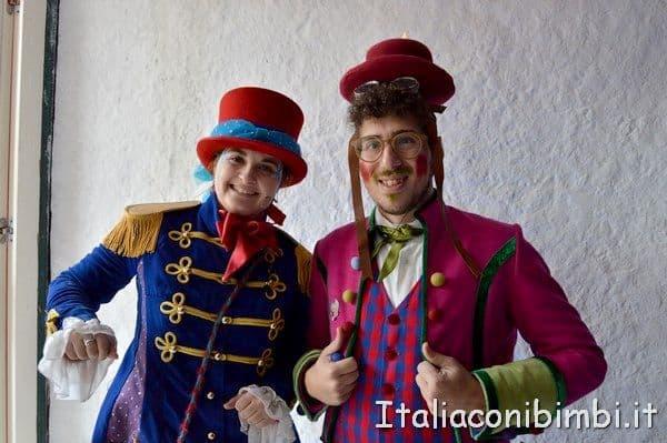 Personaggi al Luneur