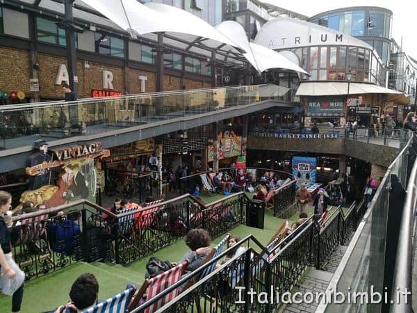 Stables Market di Londra
