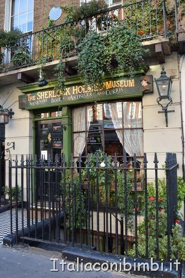 Casa di Sherlock Holmes di Londra