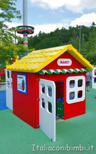 Duplo a Legoland Germania