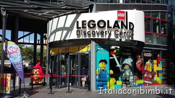 Legoland Discovery Centre esterno