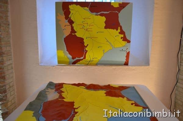 Puzzle alla mostra Perugia Sotto Sopra al Post