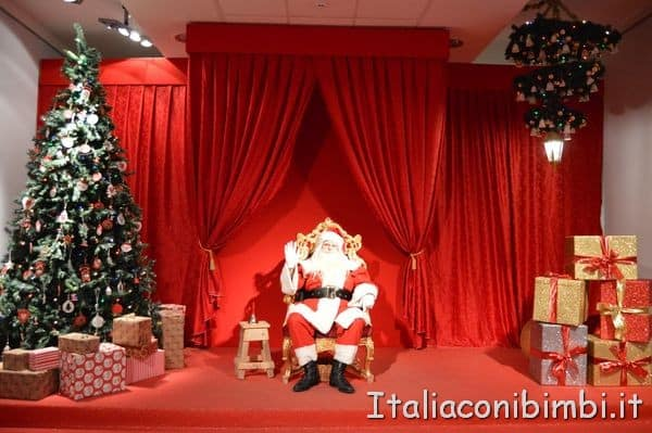 Sala del trono a Montepulciano