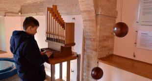 esperimenti al museo della scienza di Perugia