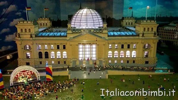 lego al Legoland Discovery Centre di Berlino