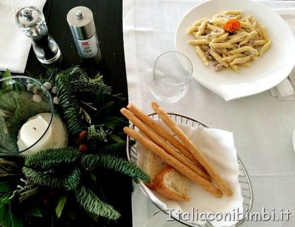 pasta-alla-norcina-hotel-Valle-di-Assisi