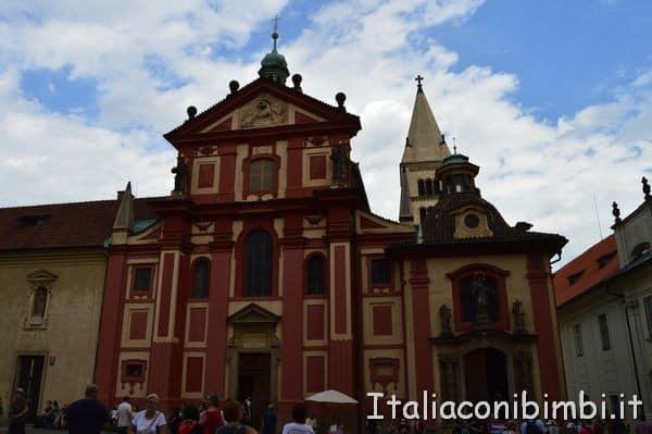 Basilica di San Giorgio a Praga