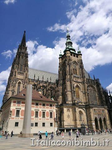 Cattedrale-di-San-Vito-al-castello-di-Praga