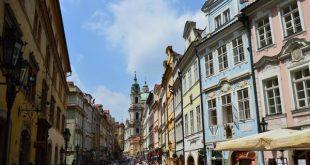 Praga dal Ponte Carlo