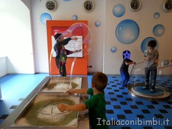 la citta dei bambini di Genova