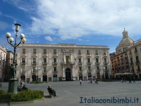 Catania Piazza dell'Università