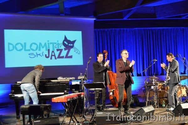 Gegè Telesforo al Dolomiti Ski Jazz