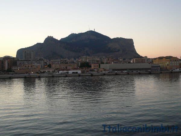 Monte Pellegrino a Palermo