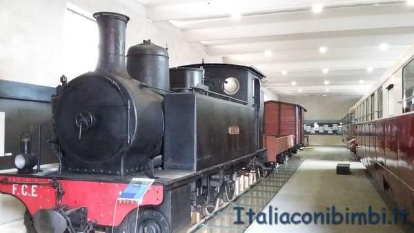 Museo Ferroviario di Bronte