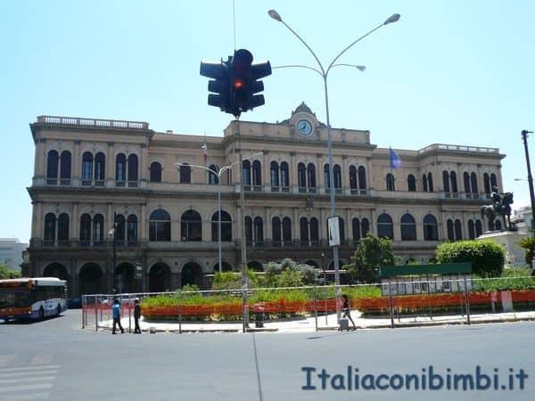 Stazione di Palermo centrale