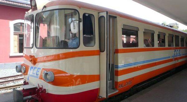 automotrice a Catania Borgo