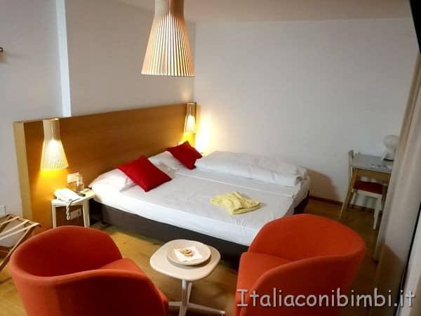 camera dell'Eco Park Hotel Azalea di Cavalese