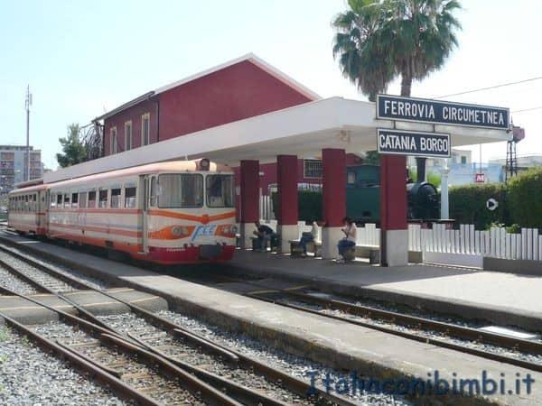 stazione di Catania Borgo