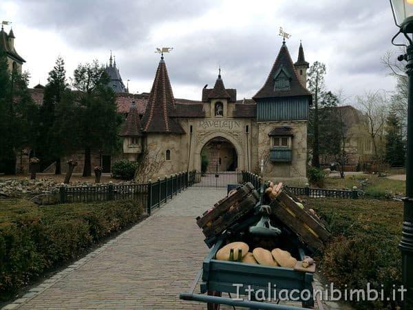 Efteling castelli