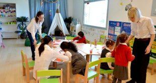 Liberi Reggiomonte International School Loreto lezione