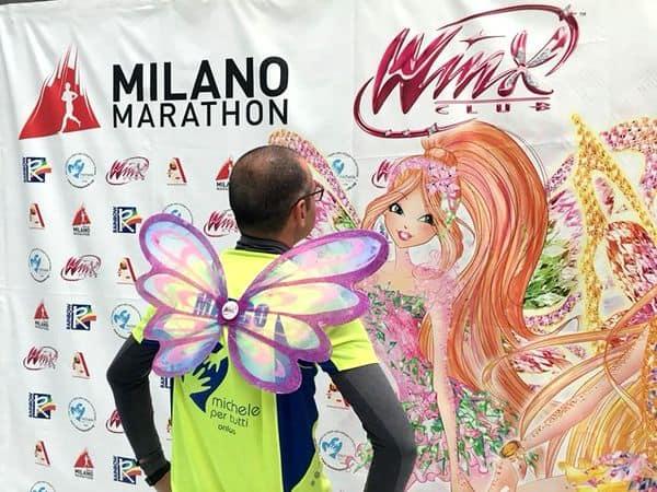 Milano Marathon Michelepertutti