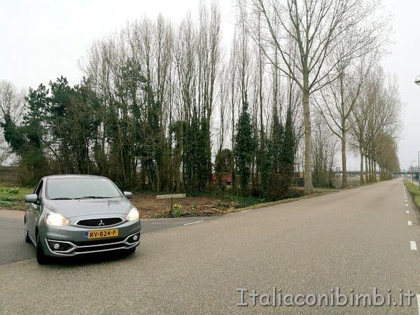 auto a noleggio in Olanda