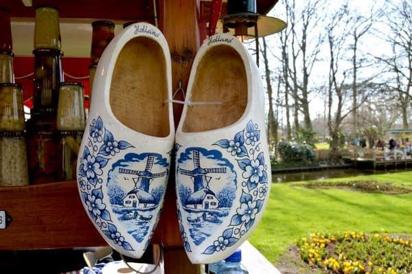 zoccoli a Zaanse Schans