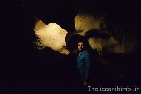 Grotte di Frasassi la nostra visita con bambini