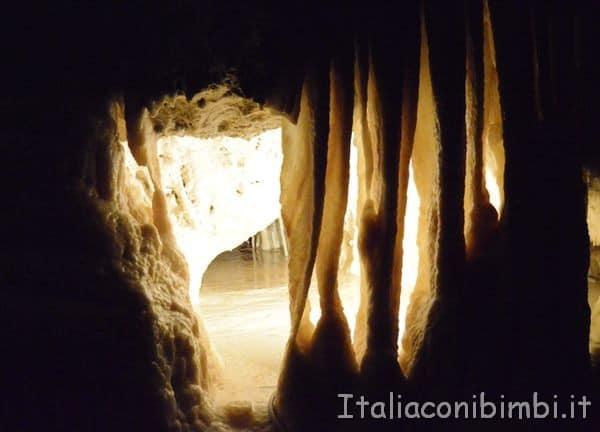 Grotte di Frasassi scorcio