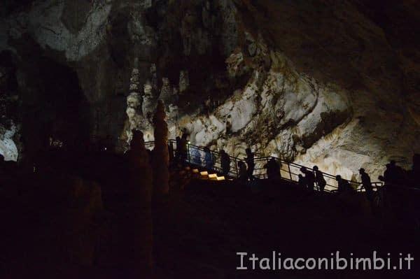 Grotte di Frasassi visita guidata