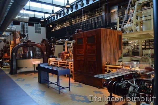 Museo di Zaanse Schans interno