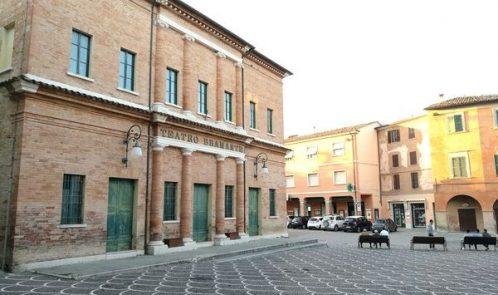 Teatro Bramante Urbania