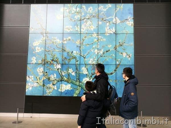 Van Gogh museum video
