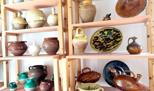 collezione-di-ceramiche-donate-da-Nadia-Maurri-Poggi-Urbania