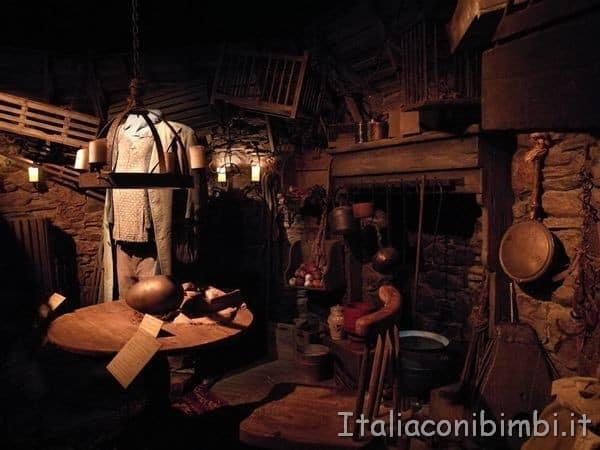 la-capanna-di-Hagrid-alla-mostra-su-Harry-Potter-di-Milano