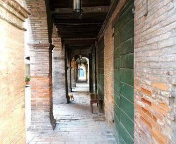 portici di Urbania