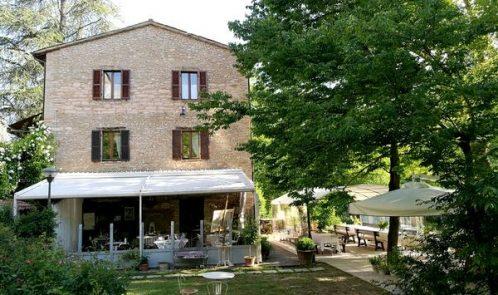 ristorante Casa Tintoria Urbania