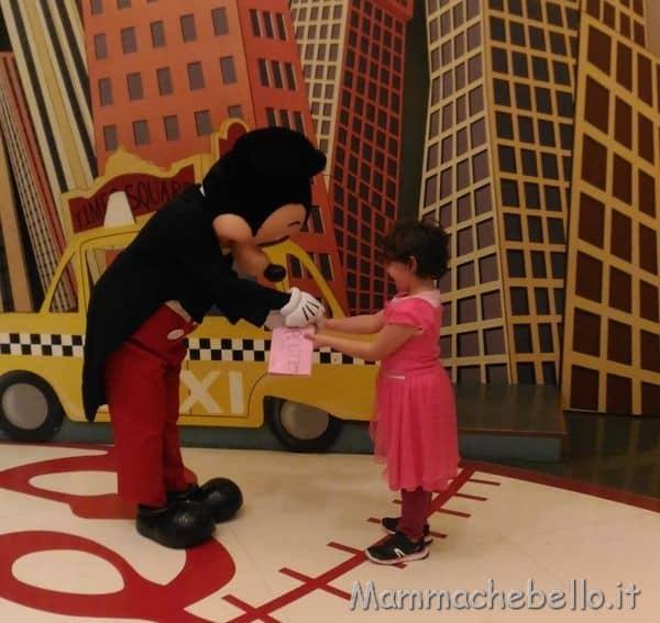 Ballando con Topolino a Disneyland Paris