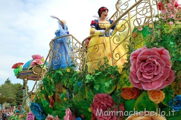 Biancaneve a Disneyland Paris