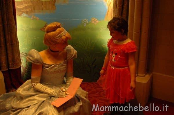 Cenerentola a Disneyland Paris