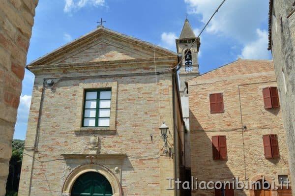 Chiesa SS Annunziata Cupra Alta