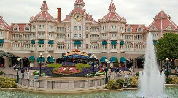 Disneyland Hotel Parigi