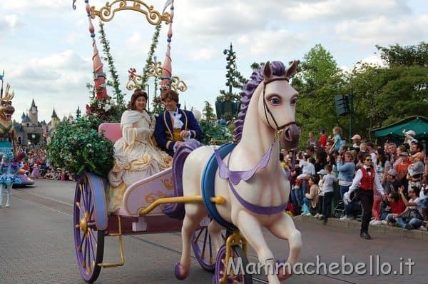 La Bella e la Bestia a Disneyland Paris