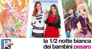 Mezzanotte Bianca dei Bambini di Pesaro 2018